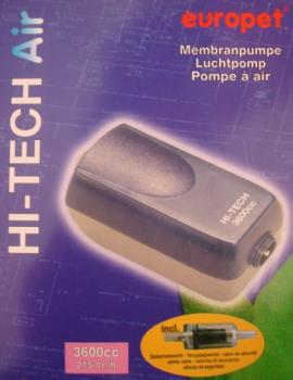 Membranpumpe High Tech 3600  215 l/h