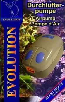 Membranpumpe Evolution Silent Mouse M-104