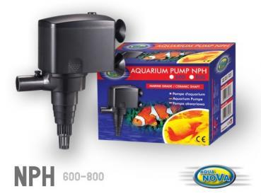 Aquarium Pumpe Strömungspumpe Umwälzpumpe von 800 l//h  bis 1.400 l//h Fördermenge