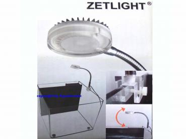 Klemmleuchte ZETLIGHT Series-ZN1000 Blau