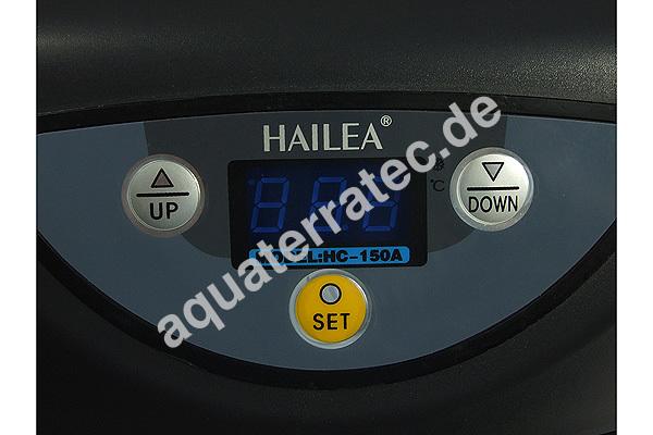 Durchlaufkühler Hailea Ultra Titan 200 Heizungen & Kühlungen hc150=165watt Kälteleistung