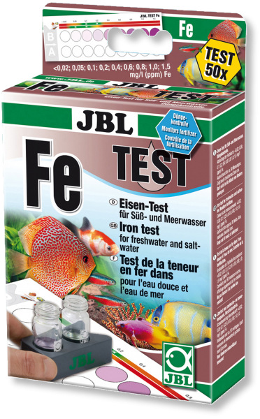 JBL Eisentest / FE Test