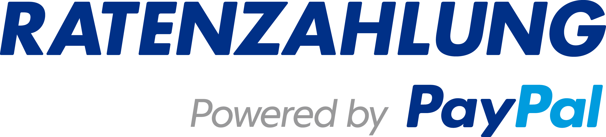 PayPal-Ratenzahlung-Logo